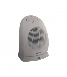 Calefactor de aire portátil oscilante