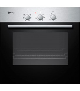 HORNO BALAY 3HB404XM INDEP MULTIF INOX TURBO