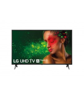 LG Ultra HD TV 4K, 123cm/49'' con Inteligencia Artificial, Procesador Quad Core, Sonido ULTRA Surround