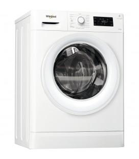 Lavasecadora Carga Frontal Libre Instalación Whirlpool 8kg / 6kg Clase A FWDG86148W SP - FreshCare+