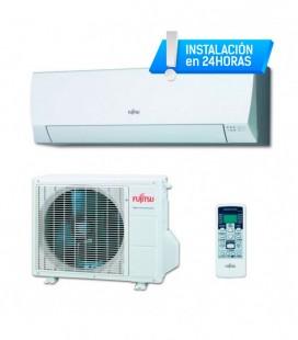 Aire acondicionado Fujitsu Split 1x1 Inverter ASY 50 UI-KL con 4.472 frig/h y 5.418 kcal/h