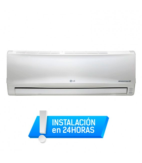 Aire Acondicionado LG Inverter Mono Split 1x1 Fresh 09 Set