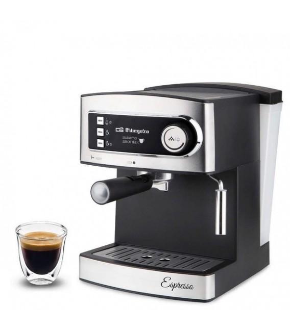 CAFETERA ORBEGOZO EX3000 |15BAR 1.6L 850W ESPRESSO CAPUCCINO