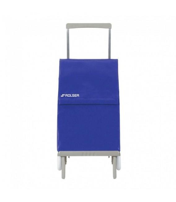 Carro Compra Rolser M.F. Plegamatic Original Azul