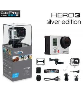 CAMARA GOPRO HERO 3 SILVER EDITION